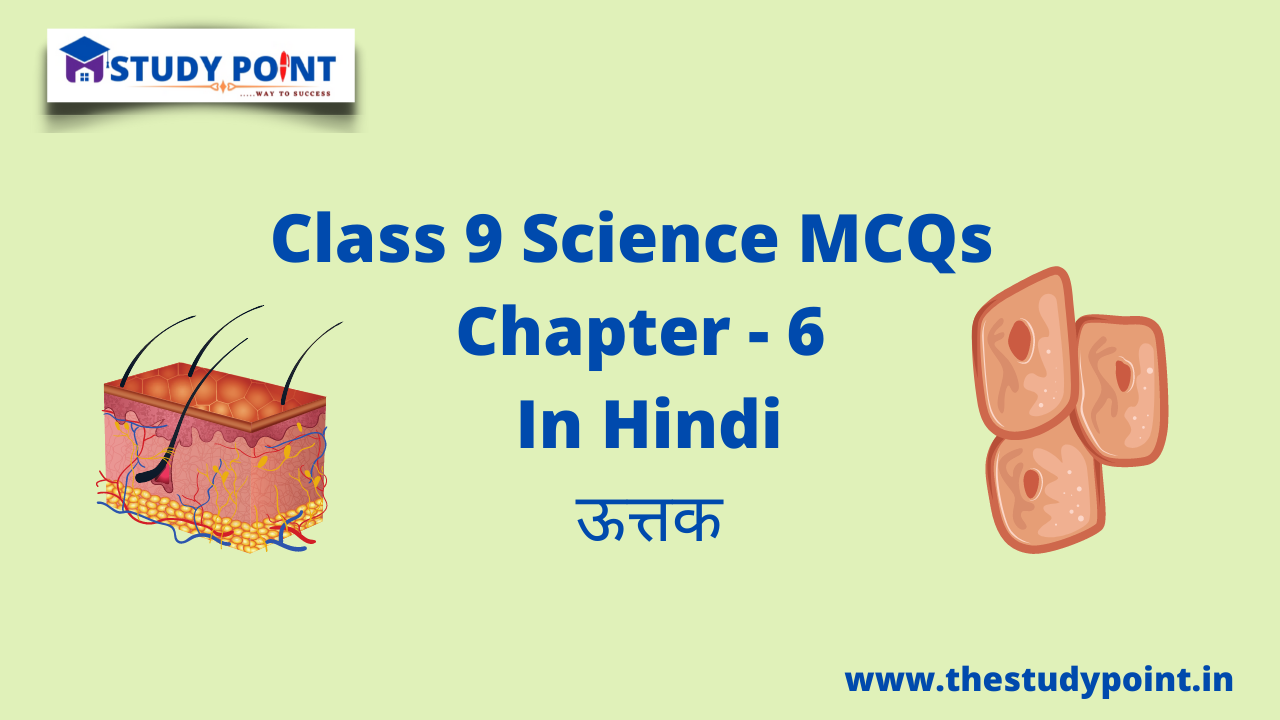 Class 9 Science MCQs Chapter -6
